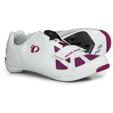 Pearl Izumi Race Road IV Cycling Shoes - SPD, 3-Hole (For Women) in Purple Wine - Closeouts