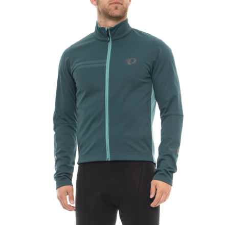 Pearl Izumi SELECT AmFIB Cycling Jacket (For Men) in Midnight Navy/Arctic - Closeouts