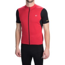 Pearl Izumi SELECT Attack Cycling Jersey - Full Zip, Short Sleeve (For Men) in True Red - Closeouts