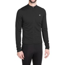 Pearl Izumi SELECT Attack Cycling Jersey - Long Sleeve (For Men) in Black/Black - Closeouts