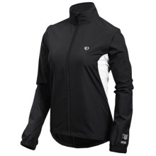 Pearl Izumi SELECT Barrier Convertible Jacket (For Women) in Black - Closeouts