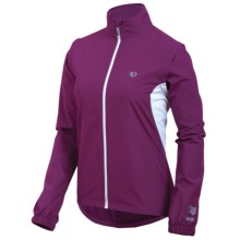 Pearl Izumi Select Barrier Convertible Jacket (For Women) in Orchid - Closeouts