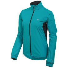 Pearl Izumi Select Barrier Convertible Jacket (For Women) in Peacock - Closeouts