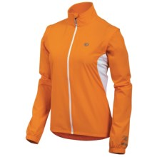 Pearl Izumi Select Barrier Convertible Jacket (For Women) in Safety Orange - Closeouts