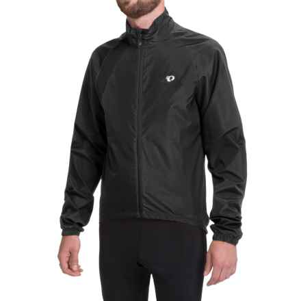 Pearl Izumi SELECT Barrier Jacket (For Men) in Black - Closeouts