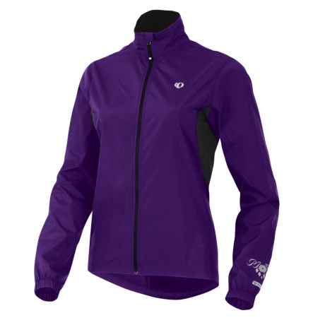 Pearl Izumi Select Barrier Jacket - Water Resistant (For Women) in Blackberry