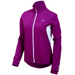 Pearl Izumi Select Barrier Jacket - Water Resistant (For Women) in Screaming Yellow