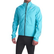 Pearl Izumi SELECT Barrier WxB Cycling Jacket - Waterproof (For Men) in Blue Atoll - Closeouts