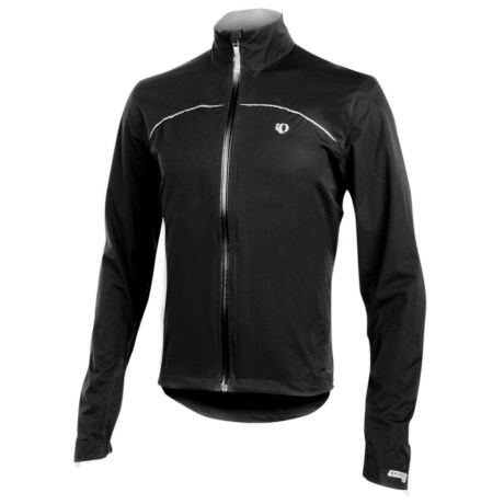 Pearl Izumi Select Barrier WXB Jacket - Waterproof (For Men) in Black/Black