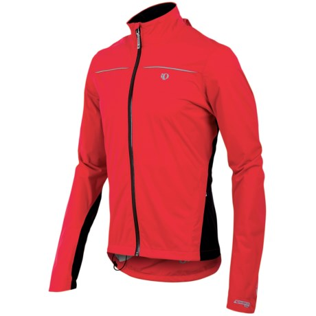 Pearl Izumi Select Barrier WXB Jacket - Waterproof (For Men) in True Red/Black