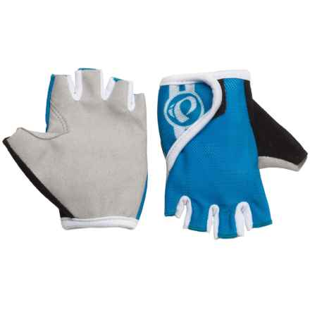 Pearl Izumi SELECT Bike Gloves - Fingerless (For Big Kids) in Brilliant Blue - Closeouts