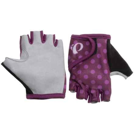 Pearl Izumi SELECT Bike Gloves - Fingerless (For Big Kids) in Dark Purple - Closeouts