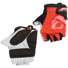 Pearl Izumi Select Bike Gloves - Fingerless (For Women) in Mandarin Red - Closeouts
