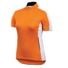 Pearl Izumi Select Cycling Jersey - Zip Neck, Short Sleeve (For Women) in Safety Orange - Closeouts