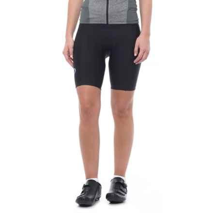 Pearl Izumi SELECT Escape Quest Bike Shorts - UPF 50+ (For Women) in Black Texture - Closeouts