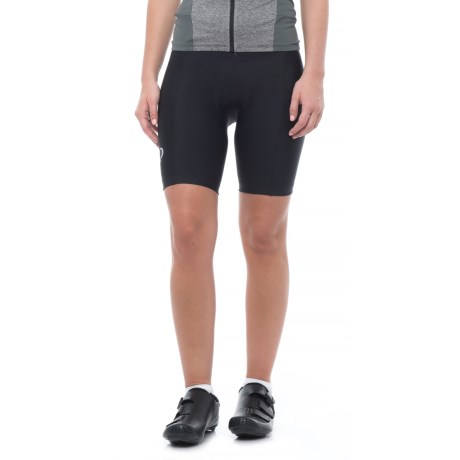 Pearl Izumi SELECT Escape Quest Bike Shorts - UPF 50+ (For Women) in Black Texture