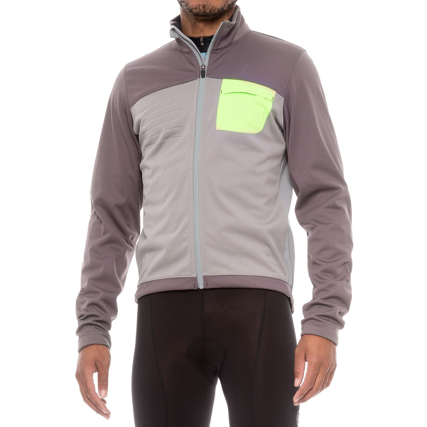 44cc9b252 Pearl Izumi SELECT Escape Soft Shell Cycling Jacket (For Men) in Smoked  Pearl  ...