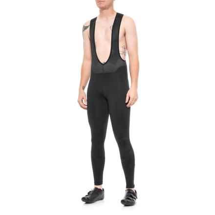 Pearl Izumi SELECT Escape Thermal Cycling Bib Tights (For Men) in Black - Closeouts