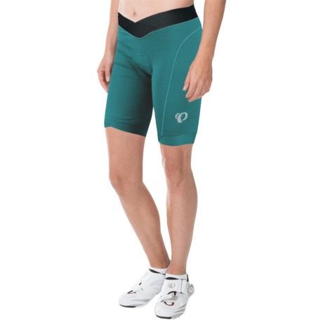 Pearl Izumi Select In-R-Cool® Cycling Shorts - UPF 50+ (For Women) in Deep Lake