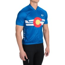 Pearl Izumi SELECT Limited Jersey - Zip Neck, Short Sleeve (For Men) in Colorado 15 - Closeouts