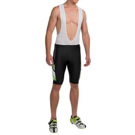 Pearl Izumi SELECT LTD Bib Bike Shorts - UPF 50+ (For Men) in Select Tm Viz - Closeouts