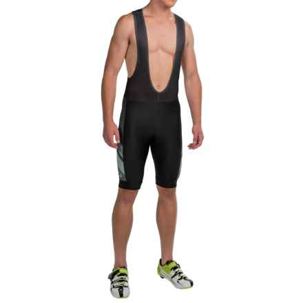 Pearl Izumi SELECT LTD Bib Bike Shorts - UPF 50+ (For Men) in Subline Stealth - Closeouts