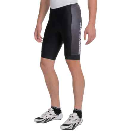 Pearl Izumi SELECT LTD Bike Shorts - UPF 50+ (For Men) in Club Pi Black - Closeouts