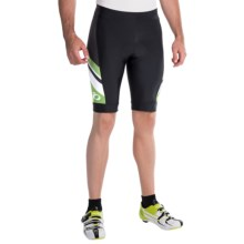 Pearl Izumi SELECT LTD Bike Shorts - UPF 50+ (For Men) in Select Tm Viz - Closeouts