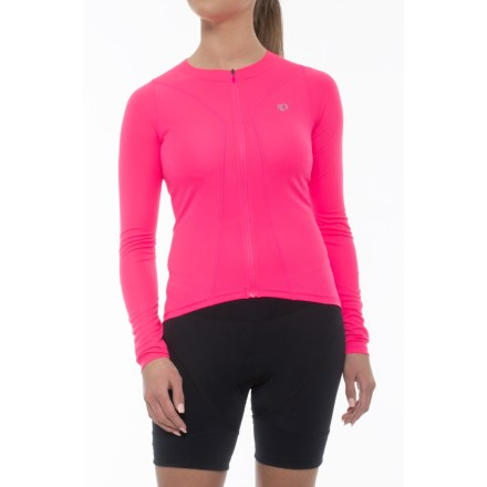 a697fd0f65 New. Pearl Izumi SELECT Pursuit Cycling Jersey - UPF 30+, Full Zip, Long  Sleeve