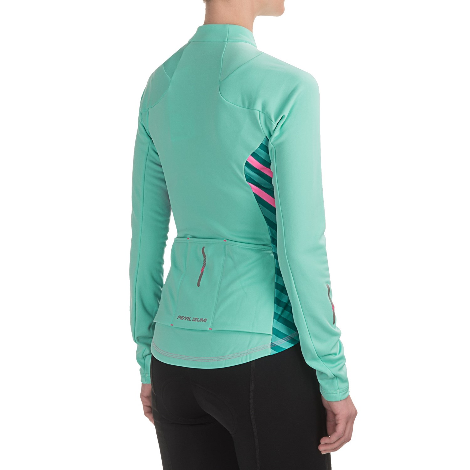 Pearl Izumi SELECT Pursuit Thermal Cycling Jersey - Long Sleeve (For Women) 66da95387