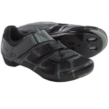 Pearl Izumi Select RD III Cycling Shoes - 3-Hole, SPD (For Men) in Black/Black - Closeouts
