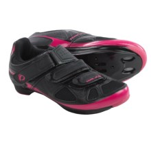 Pearl Izumi Select RD III Cycling Shoes (For Women) in Hot Pink/Black - Closeouts