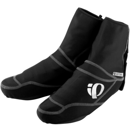 Pearl Izumi SELECT Soft Shell Cycling Shoe Covers (For Men and Women) in Black