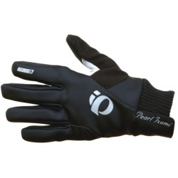 Pearl Izumi SELECT Soft Shell Gloves (For Women) in Black