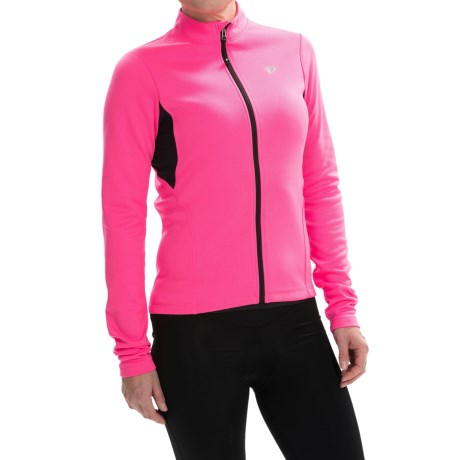 Pearl Izumi SELECT Sugar Thermal Cycling Jersey Long Sleeve (For Women)