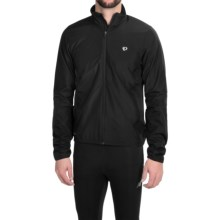 Pearl Izumi SELECT Thermal Barrier Cycling Jacket (For Men) in Black - Closeouts