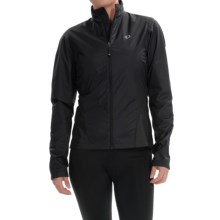 Pearl Izumi SELECT Thermal Barrier Cycling Jacket (For Women) in Black - Closeouts