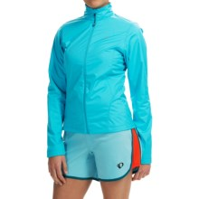 Pearl Izumi SELECT Thermal Barrier Cycling Jacket (For Women) in Blue Atoll - Closeouts