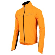 Pearl Izumi SELECT Thermal Barrier Cycling Jacket - Insulated (For Men) in Safety Orange - Closeouts