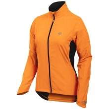 Pearl Izumi Select Thermal Barrier Jacket (For Women) in Safety Orange - Closeouts