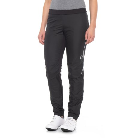 Pearl Izumi SELECT Thermal Barrier Pants (For Women) in Black/Black