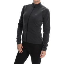 Pearl Izumi SELECT Thermal Cycling Jersey - Full Zip, Long Sleeve (For Women) in Black - Closeouts