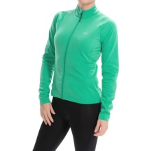 Pearl Izumi SELECT Thermal Cycling Jersey - Full Zip, Long Sleeve (For Women) in Gumdrop - Closeouts