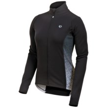 Pearl Izumi Select Thermal Fleece Jersey - Long Sleeve (For Women) in Black - Closeouts