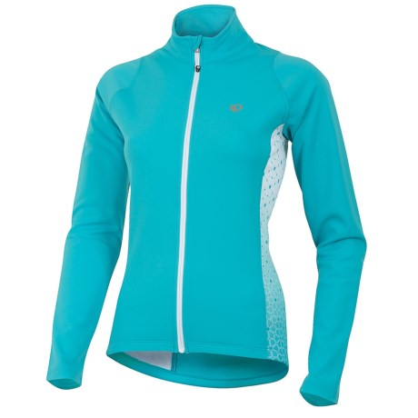Pearl Izumi Select Thermal Fleece Jersey - Long Sleeve (For Women) in Blackberry