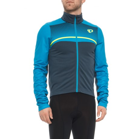 Pearl Izumi SELECT Thermal Jersey - Long Sleeve (For Men) in Atomic Blue  179add572