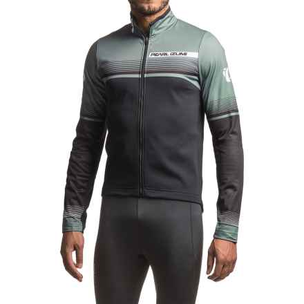 Pearl Izumi SELECT Thermal Jersey - Long Sleeve (For Men) in Splitz Smoked Pearl - Closeouts