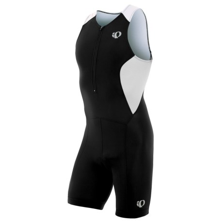 Pearl Izumi SELECT Tri Suit (For Men) in Black/White