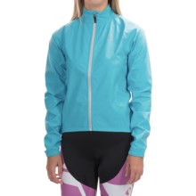 Pearl Izumi SELECT WxB Cycling Jacket - Waterproof (For Women) in Blue Atoll - Closeouts