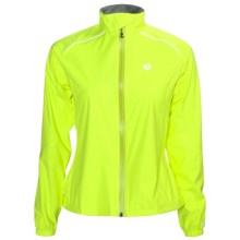 Pearl Izumi Select WxB Cycling Jacket - Waterproof (For Women) in Screaming Yellow - Closeouts